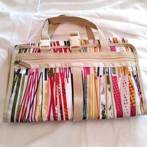 LeSportSac toiletry bag and cosmetic bag set